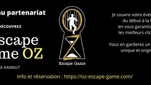 Nouveau partenariat avec OZ à Hannut  (cliquez sur l'image pour arriver sur le site)