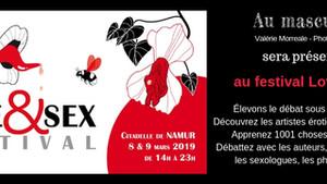 Festival Love&sex à Namur