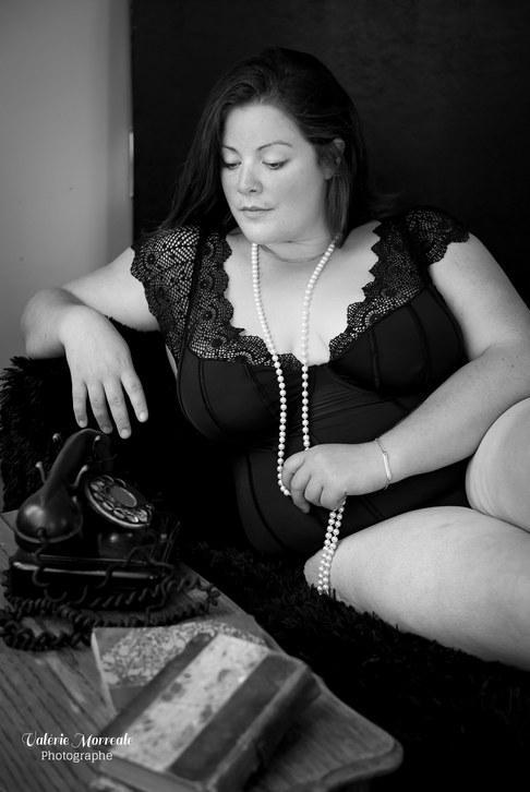 boudoir féminin