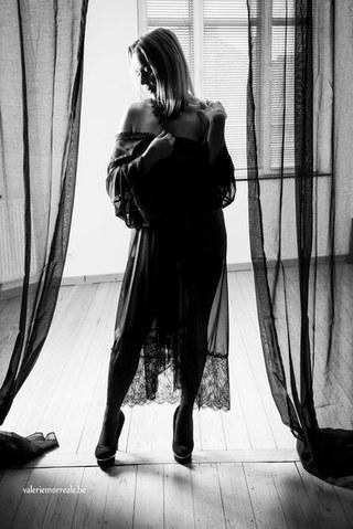 boudoir-lingerie clair-obscur