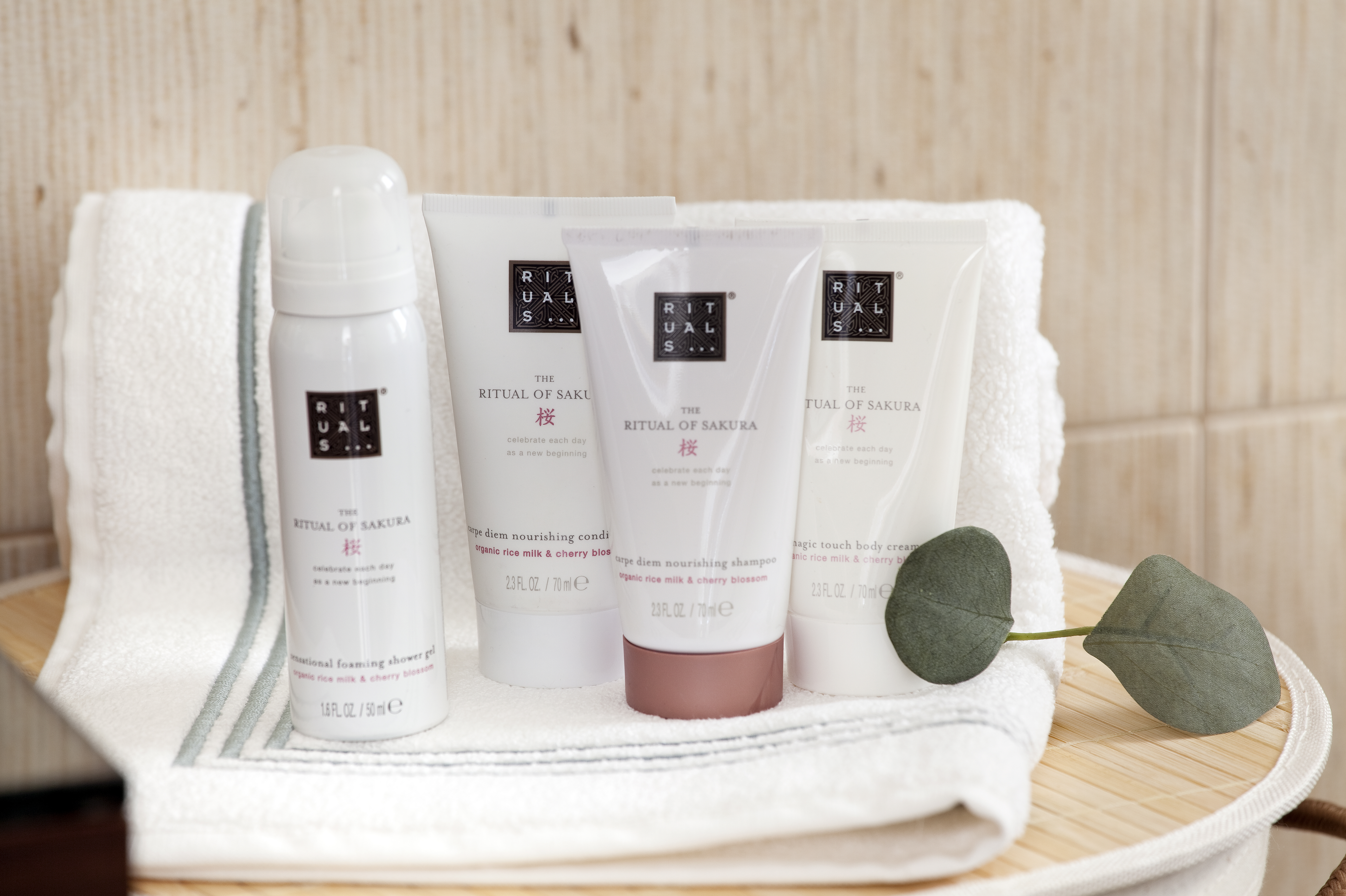 Bath products by Rituals®