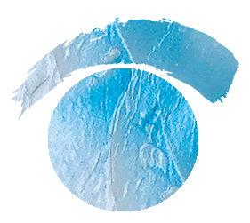 #1104 Iridescent Blue ~ 4ozs
