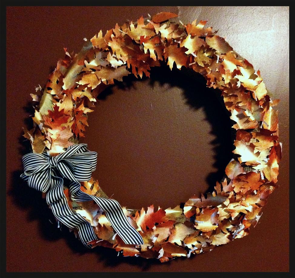 Fall Wreath!