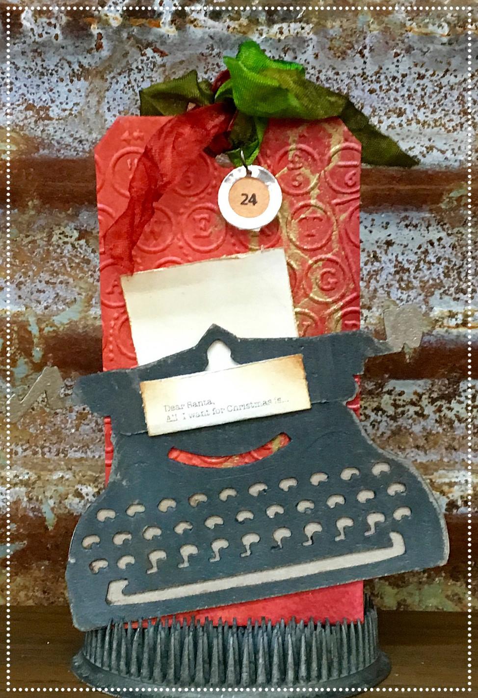 Tag #5 - Dear Santa!
