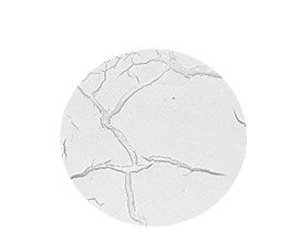 #1400 White Crackle Medium~ 4oz