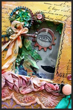Art Journal {closeup}