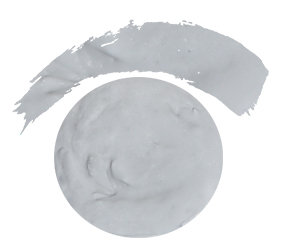 #1050 White Stucco ~ 4ozs