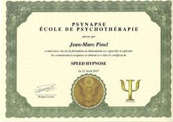 Praticien Speed Hypnose