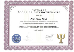 Praticien Hypnose HyperEmperia