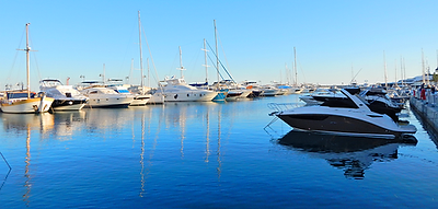 Limassol Marina Yachts
