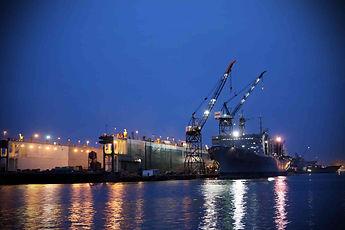 dry docking cyprus