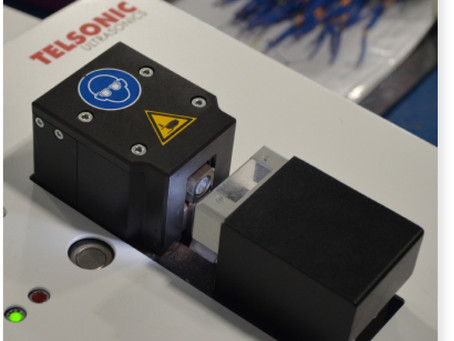 Ultrasonic Welding Capacity Expanded