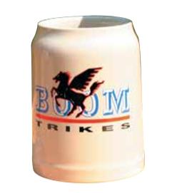 Boom Beer Mug