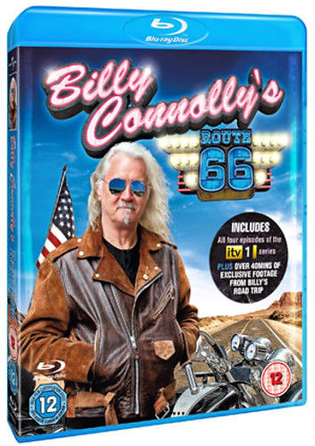 Billy Connolly's Route 66 on a Boom Trike