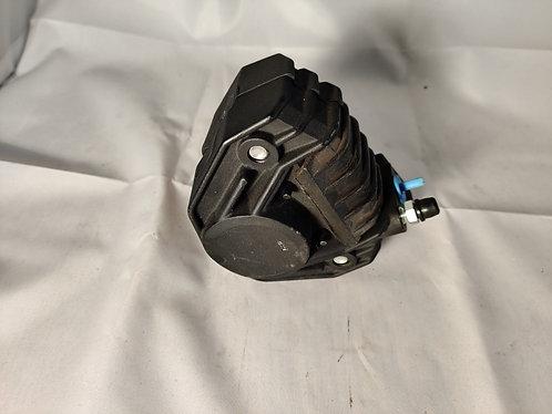 Black Brembo Brake calliper