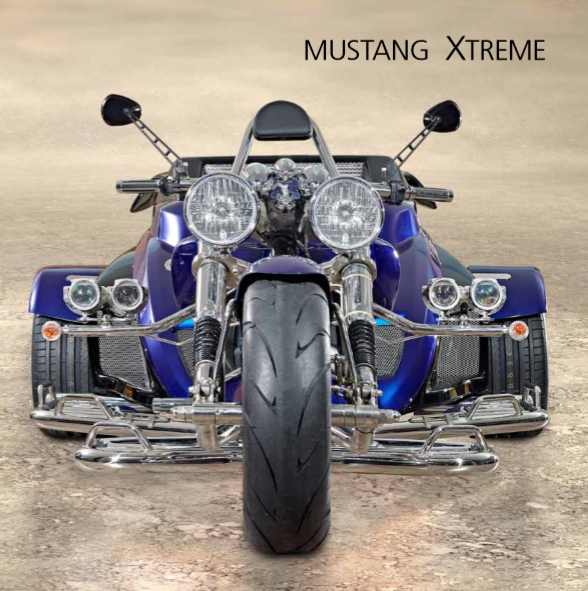 Mustang Xtreme