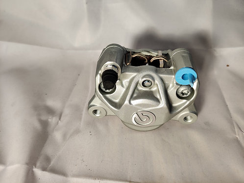 Brembo Silver Brake Calliper