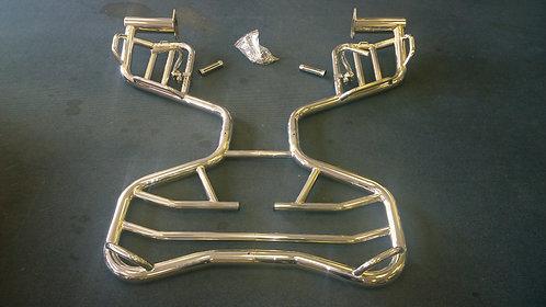 Boom Stainless Steel Leg bar