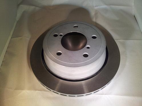 Boom ventilated brake disc.
