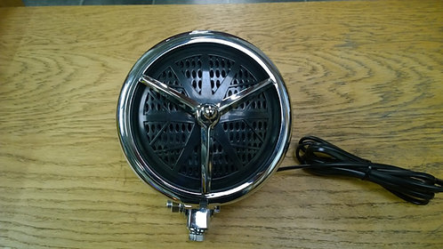 Speaker in Bates Chrome Housing