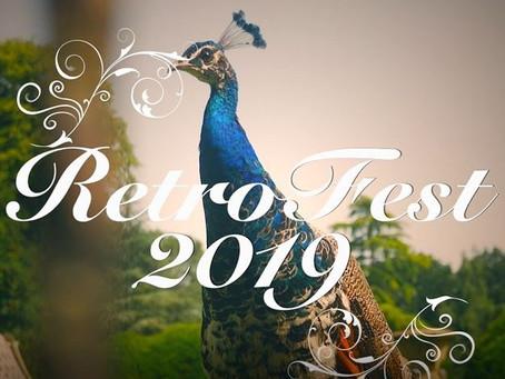 Newstead Abbey RetroFest 2019