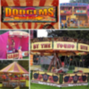 Vintage fair and games at RetroFest Events UK