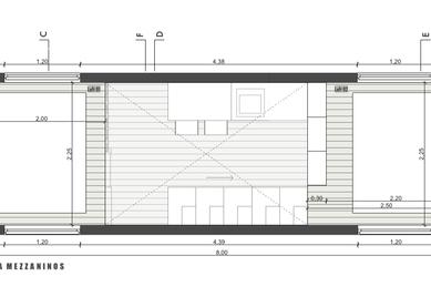 Blueprint - 2nd floor