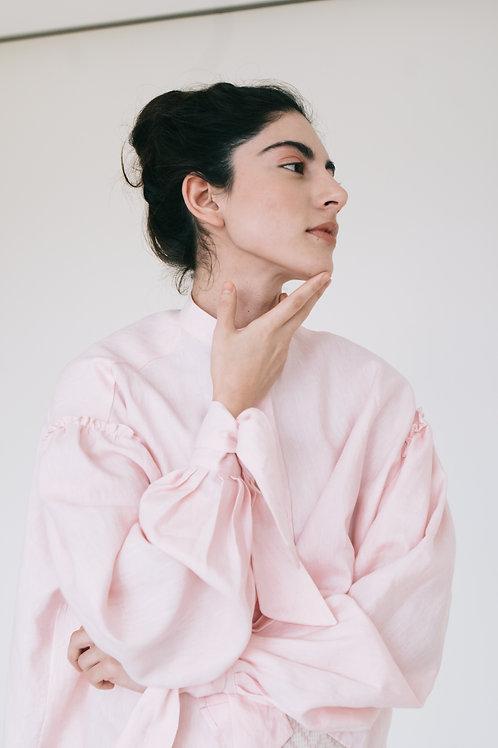 Camisa Alfin Rosa Pale