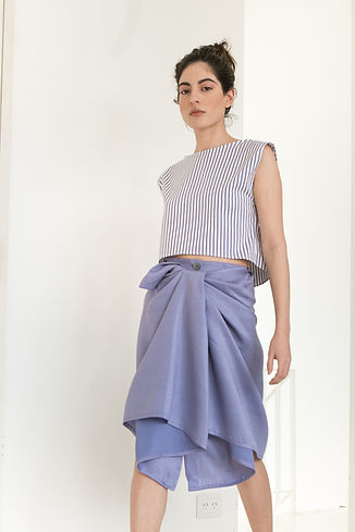 House of Matching Colours Shantung Love Collection