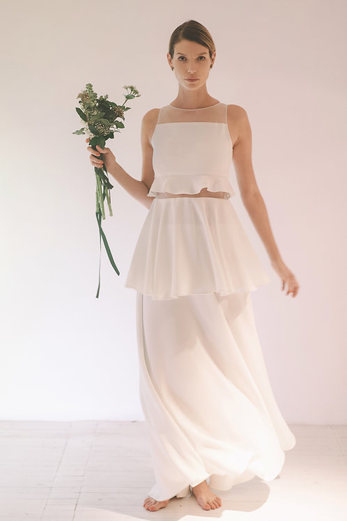 Vestido Marino