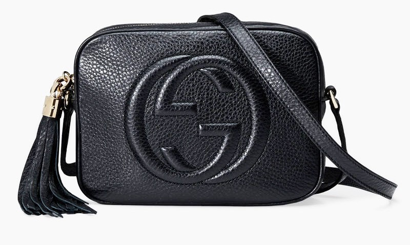 Image: Gucci.com (https://www.gucci.com/us/en/pr/women/womens-handbags/womens-shoulder-bags/soho-leather-disco-bag-p-308364A7M0G1000?position=3&listName=VariationOverlay)