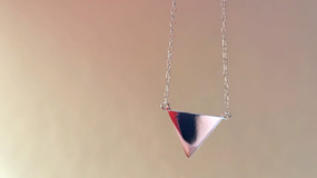 Giveaway: Sterling Silver Necklace WINNER!