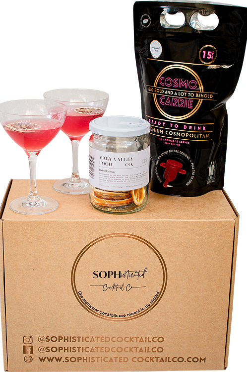 Cosmo Carrie Gift box