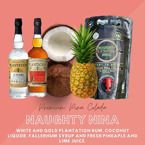 Naughty Nina - Pina Colada