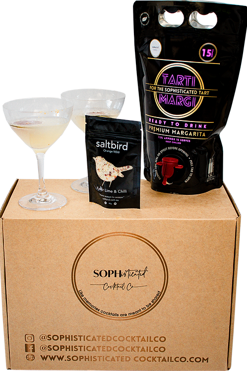Tarti Margi Gift box
