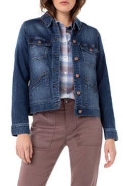 Liverpool Denim Jacket in Sanders