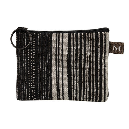 Maruca coin purse Seedlings Black print