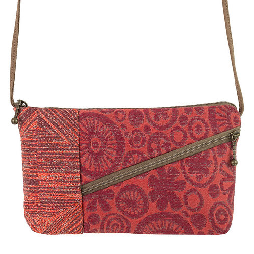 Maruca Tomboy crossbody bag in Sangria print
