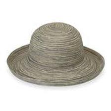 """Wallaroo Sydney in Cloud Grey 3.75"""" Brim Hat UPF 30+"""