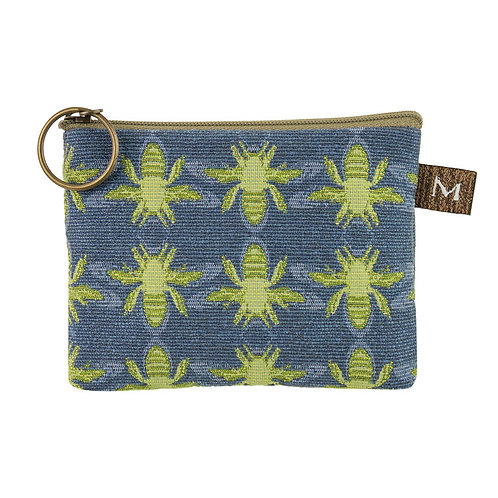 Maruca coin purse Buzzed print