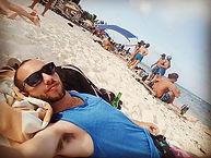 #beach #playa🌴 #sunny 😃🏖.jpg