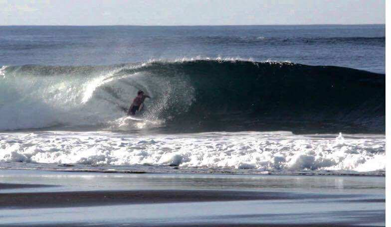 Surfer Labor-Nicaragua