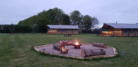 Communal Firepit at Dusk.jpg