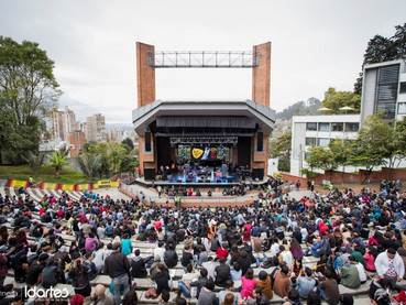 Rock al Parque 2015 de nuevo arranca en La Media Torta de Bogotá