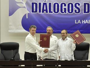 Llegó la paz para más de 40 millones colombianos