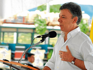 Presidente Santos celebra generación de 581 mil nuevos empleos