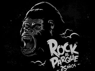 Bogotá celebra los 25 años de Rock al Parque