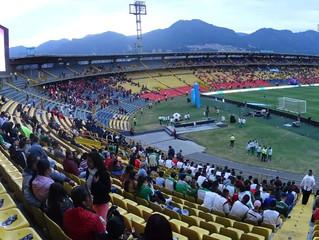 Bogotá escenario del fútbol profesional colombiano
