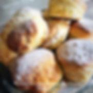 Our best seller...homemade scones #timef