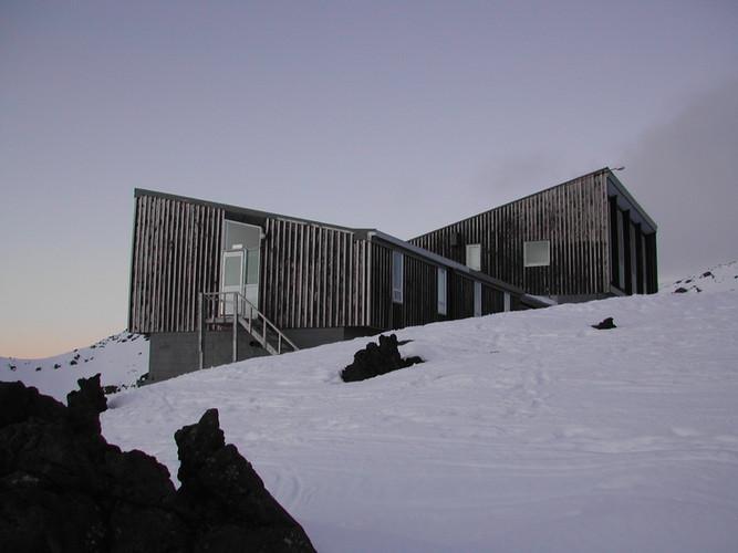 Whakapapa Lodge